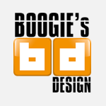 site internet boogie's design