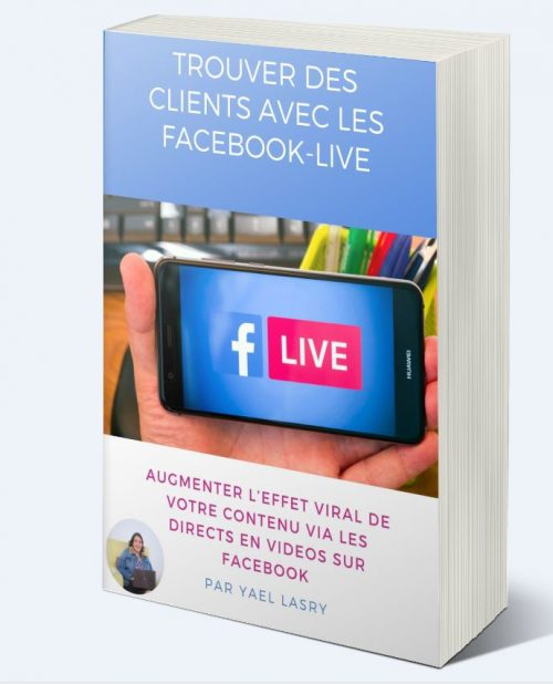 Ebook formation facebook live