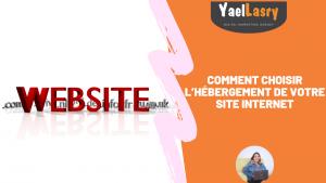 Comment choisir l'hébergement de votre site interne